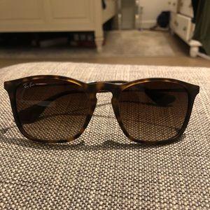 Ray Ban sunglasses- brown